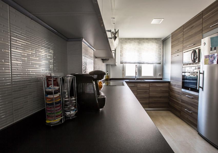 reforma barra cocina pedrezuela