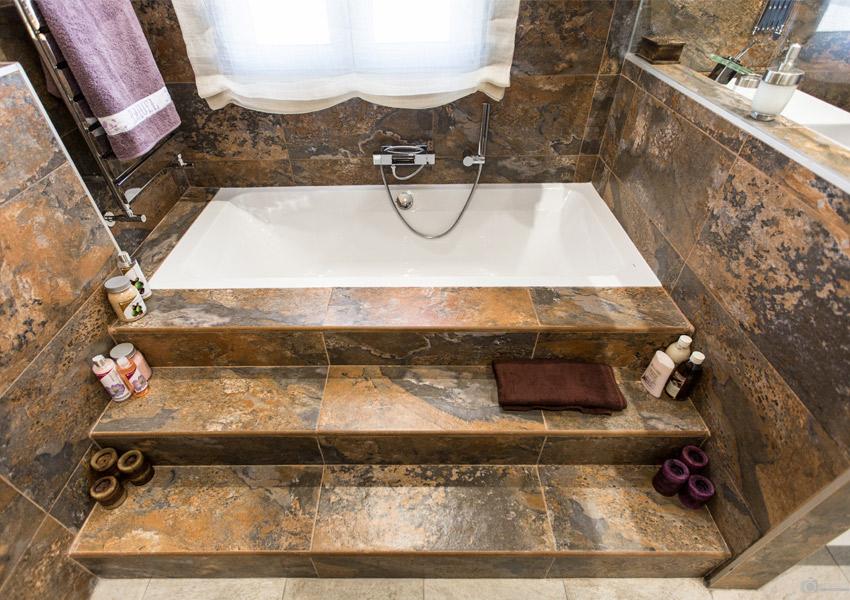 reformas pedrezuela baños