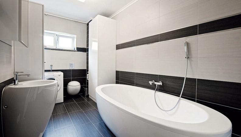 reformas integrales en alcobendas de baño moderno