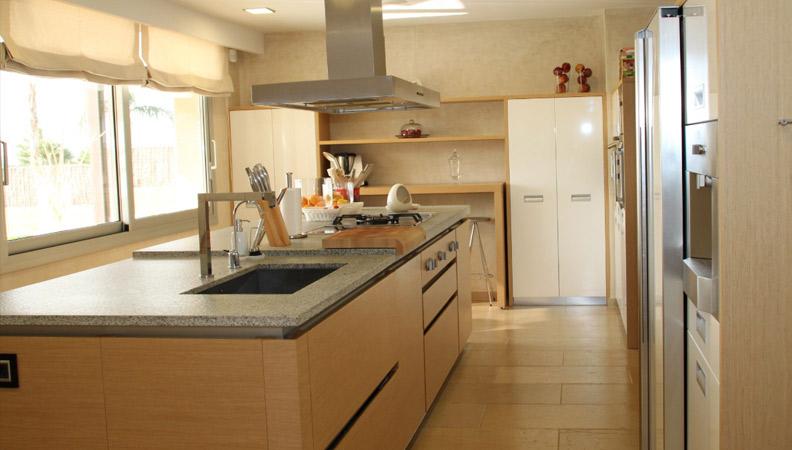 Cu l es la tendencia de las reformas de cocinas en madrid - Exposiciones de cocinas en madrid ...