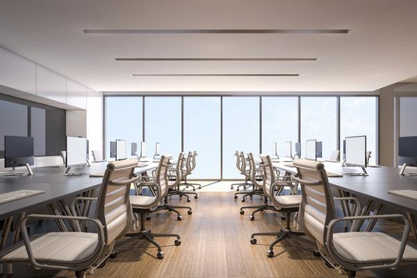 imagen de oficina nueva