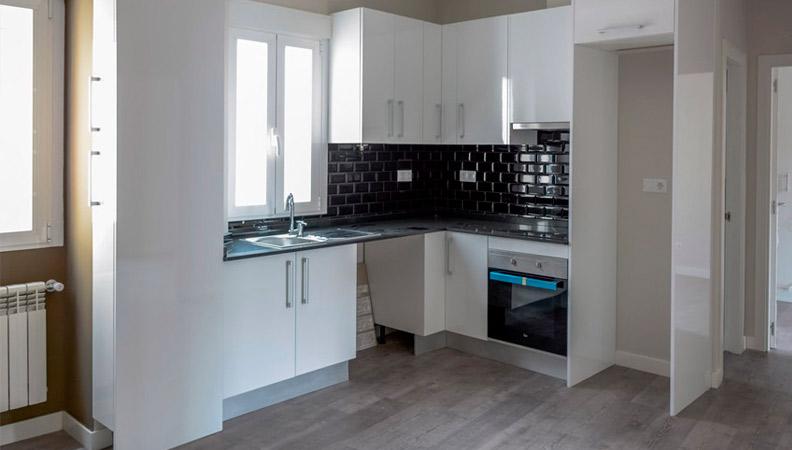reformas de apartamentos en madrid capital