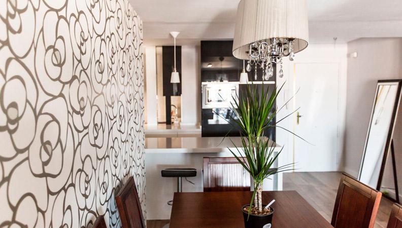aprovechar espacios en pisos pequeños