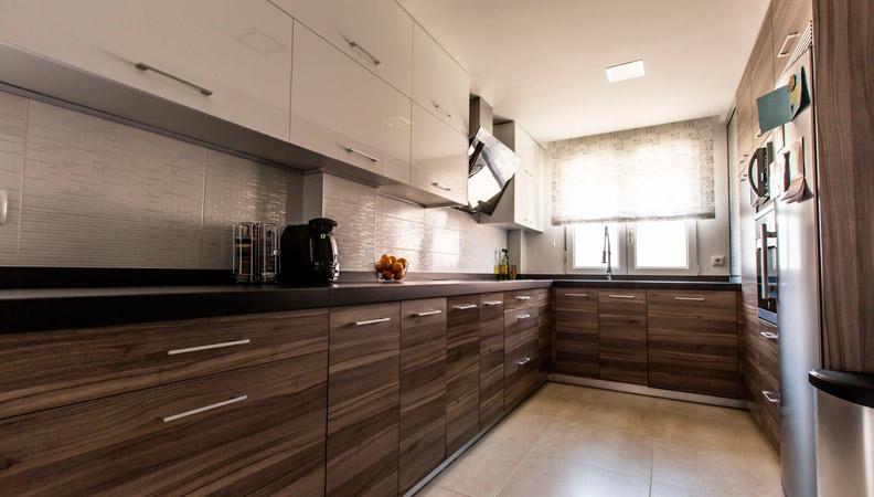 Tipos de piso para cocina materiales de suelo de cocina for Piso de concreto cera cocina